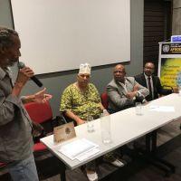 Pai Moacyr participa de lançamento de petição pública em Campinas
